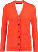 Marc by Marc Jacobs Two-tone merino wool cardigan