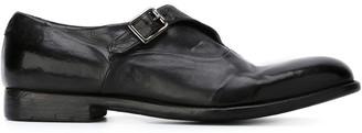 Alberto Fasciani Buckled Shoes