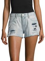 True Religion Kori High Rise Shorts
