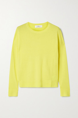 Arch4 Lucy Cashmere Sweater - Pastel yellow
