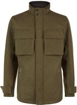 Victorinox Highlander Vii Wool Field Jacket