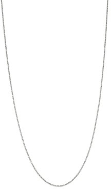 Bloomingdale's Bird Cage Link Chain Necklace in 14K White Gold - 100% Exclusive