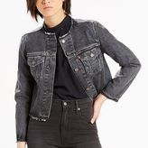 Levi's Women's Raw-Edge Denim Jacket
