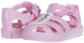 Dolce & Gabbana Jellies (Infant/Toddler/Little Kid) (Pink) Girl's Shoes