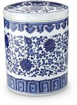 Williams-Sonoma Williams Sonoma Blue & White Ceramic Canister, Medium