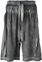 Lost & Found Rooms - drawstring shorts - women - Cotton - M
