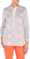 Etienne Aigner Printed Long Sleeve Shirt