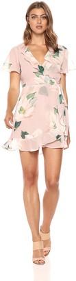 Show Me Your Mumu Women's Winnie wrap Dress