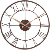 Marks and Spencer Skeleton Rustic Wall Clock