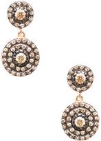 Ileana Makri Double Solitaire Earring