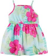 Carter's Sleeveless Floral Dress - Baby Girls newborn-24m