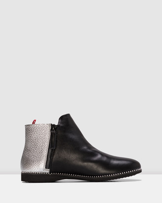Roolee Sidezip Boots