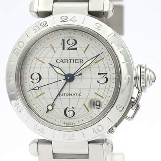 Cartier Pasha Silver Steel Watches