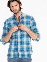 Lucky Brand Doubleweave Mason Workwear Shirt