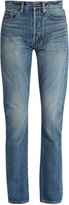 Saint Laurent 90s high-rise straight-leg jeans