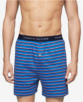 Tommy Hilfiger Knit Striped Cotton Boxers