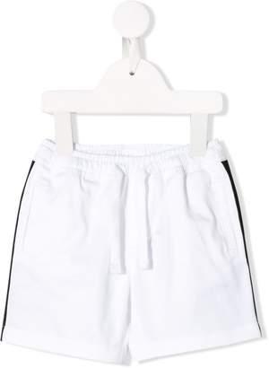 Dolce & Gabbana Stripe Detail Casual Shorts
