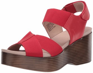 National Comfort Women's Alecia Wedge Sandal