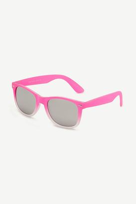 Ardene Mirror Wayfarer Sunglasses