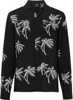 AllSaints Men's Offshore Long Sleeve Shirt