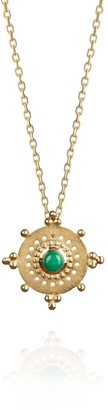 Perle de Lune Talisman Necklace