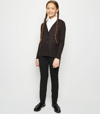 New Look Girls Skinny Trousers