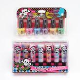Pink Cookie duo lip gloss & nail polish set