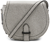 BCBGeneration Crackle Pebble Saddle Bag