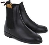 Regent Black Jodhpur Boots