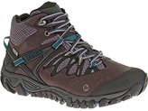 Merrell Women's All Out Blaze Mid Waterproof Hiking Shoe