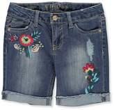 Vigoss Big Girls' Denim Bermuda Shorts