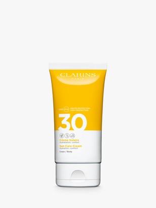 Clarins Sun Care Cream for Body SPF 30, 150ml
