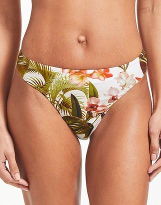 Figleaves Bali Palm Mindful Bikini Bottom