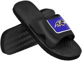 Baltimore Ravens NFL Men's Shower Slide Flip Flops