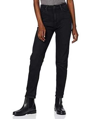 Lee Women's Mom Straight Jeans,W27/L31 (Size: 27/31)