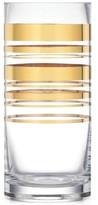 Kate Spade Hampton Street Gold Striped Vase