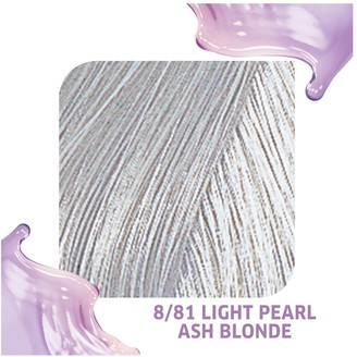 Wella Professionals Color Fresh Semi-Permanent Colour Light Pearl Ash Blonde 75ml Duo Pack
