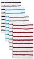 """Charter Club Elite Stripe 19.3"""" x 34"""" Fashion Bath Rug, Created for Macy's Bedding"""