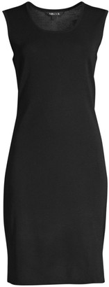 Misook Stretch Tank Dress