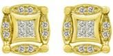 Effy Jewelry DiVersa Diamond Earrings, .50 TCW