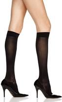 ITEM m6 Fine Ribbed Knee-High Compression Socks #FD3