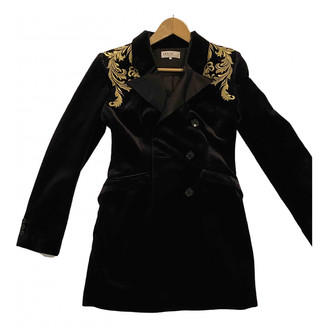 House Of CB Black Velvet Jackets