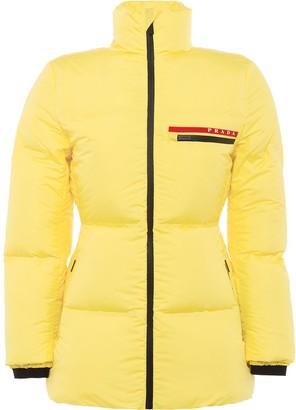 Prada Technical Nylon Jacket