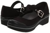 Dansko Valerie Canvas (Black) - Footwear