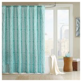 "Nobrand No Brand Petra Shower Curtain - Blue (72""x72"")"