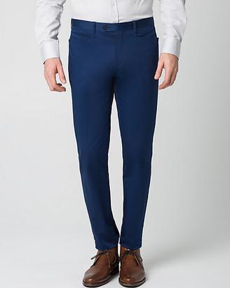 Le Château Stretch Cotton Sateen Slim Leg Pant