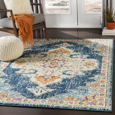 Bungalow Rose Amanah Oriental Jute Area Rug Rug Size Runner 2 7 X 7 3 Shopstyle