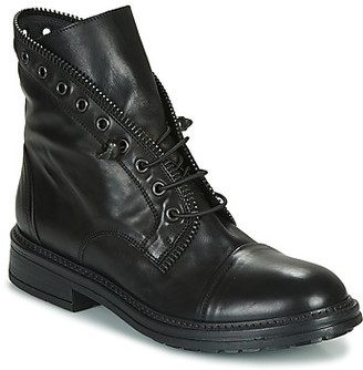 Fru.it RIMINI women's Mid Boots in Black