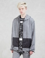 Stampd Fleece Backed Hoodie