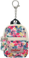 Cath Kidston Painted Pansies Polyester Backpack Keyring